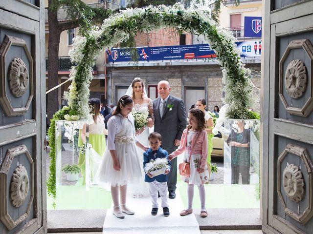 Il matrimonio di Rocco e Elisa a San Calogero, Vibo Valentia 16