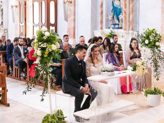 Il matrimonio di Rocco e Elisa a San Calogero, Vibo Valentia 23