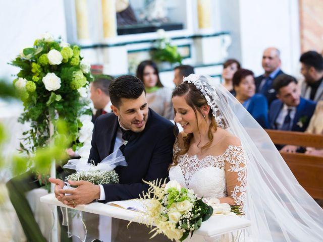 Il matrimonio di Rocco e Elisa a San Calogero, Vibo Valentia 25