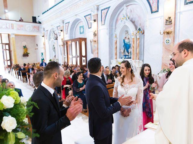 Il matrimonio di Rocco e Elisa a San Calogero, Vibo Valentia 26