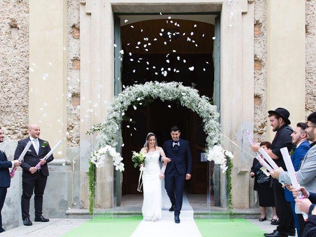 Il matrimonio di Rocco e Elisa a San Calogero, Vibo Valentia 28