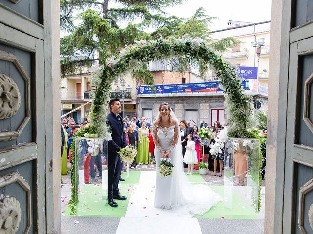 Il matrimonio di Rocco e Elisa a San Calogero, Vibo Valentia 30
