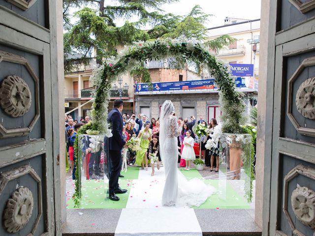 Il matrimonio di Rocco e Elisa a San Calogero, Vibo Valentia 31