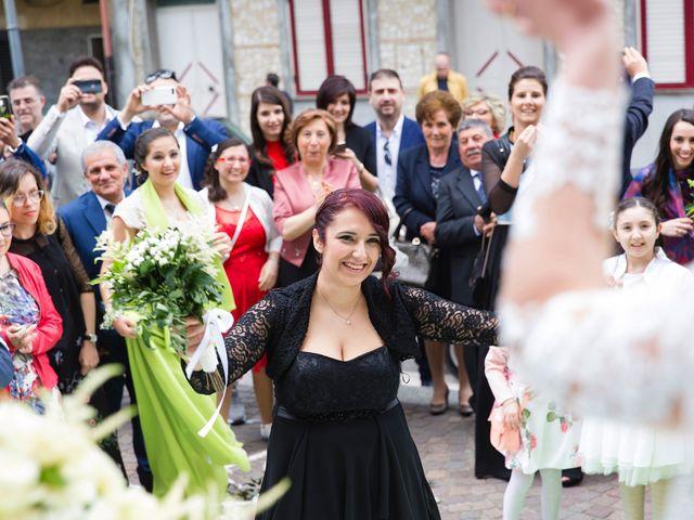 Il matrimonio di Rocco e Elisa a San Calogero, Vibo Valentia 32