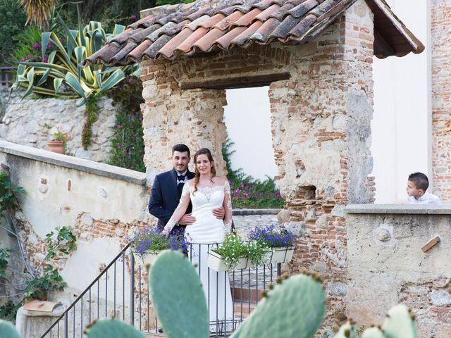 Il matrimonio di Rocco e Elisa a San Calogero, Vibo Valentia 50