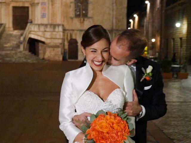 Il matrimonio di Riccardo e Angelica a Gubbio, Perugia 11