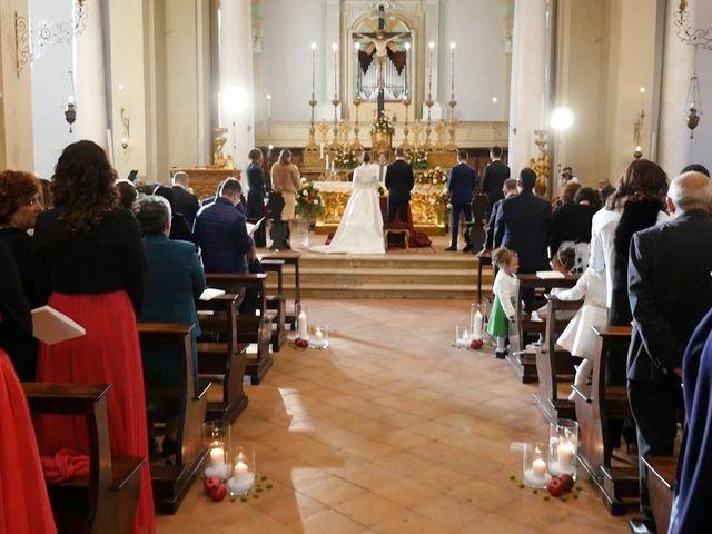 Il matrimonio di Riccardo e Angelica a Gubbio, Perugia 14