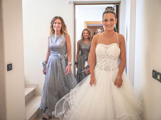 Il matrimonio di Salvatore e Chiara a Longiano, Forlì-Cesena 28