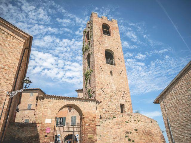 Il matrimonio di Salvatore e Chiara a Longiano, Forlì-Cesena 30