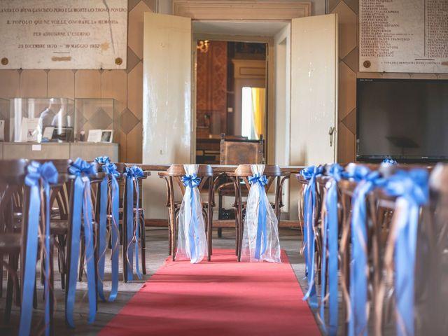 Il matrimonio di Salvatore e Chiara a Longiano, Forlì-Cesena 31