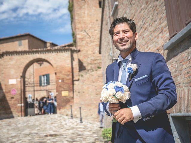 Il matrimonio di Salvatore e Chiara a Longiano, Forlì-Cesena 32