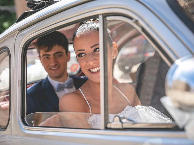 Il matrimonio di Salvatore e Chiara a Longiano, Forlì-Cesena 35
