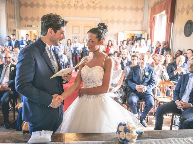 Il matrimonio di Salvatore e Chiara a Longiano, Forlì-Cesena 39