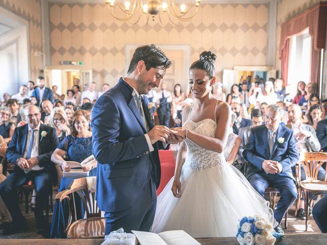 Il matrimonio di Salvatore e Chiara a Longiano, Forlì-Cesena 41