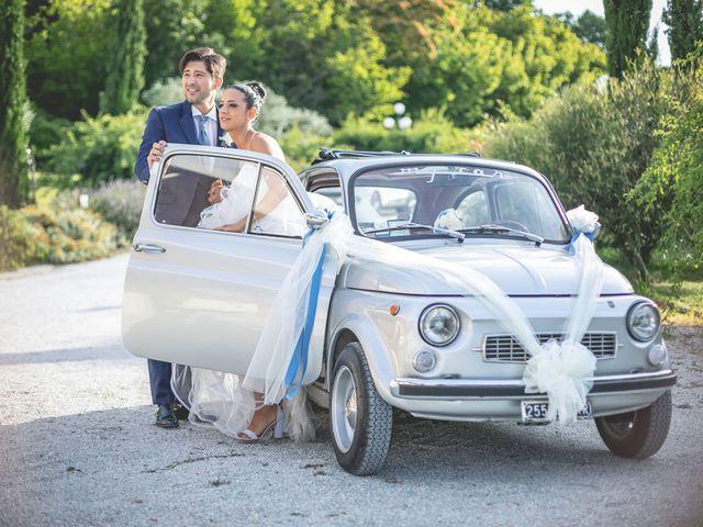 Il matrimonio di Salvatore e Chiara a Longiano, Forlì-Cesena 61