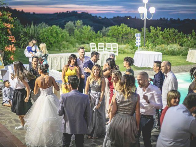 Il matrimonio di Salvatore e Chiara a Longiano, Forlì-Cesena 74