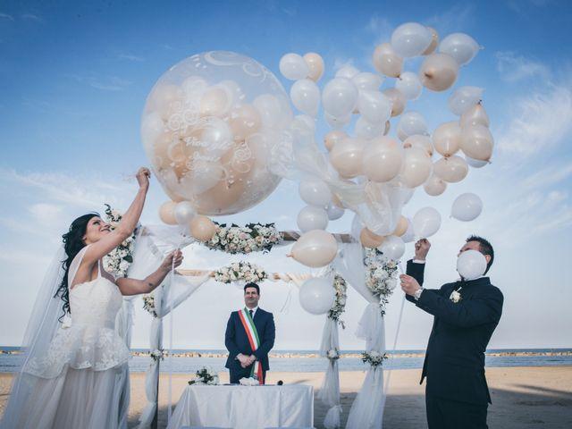 Il matrimonio di Alessio e Luana a Grottammare, Ascoli Piceno 20