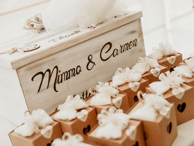 Il matrimonio di Mimmo e Carmen a Castelpetroso, Isernia 3