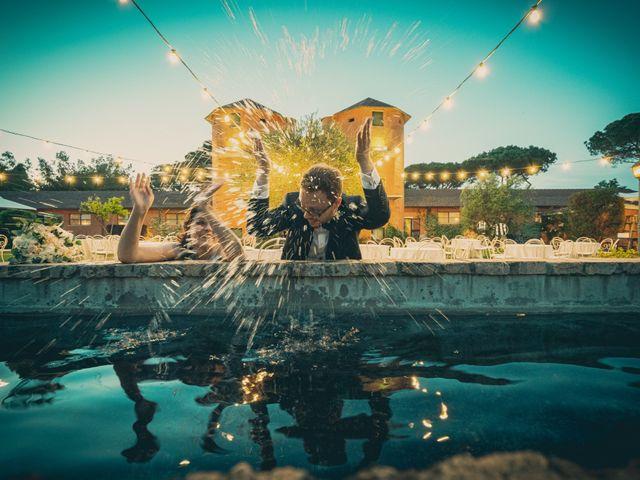 Il matrimonio di Fabio e Marzia a Roma, Roma 1