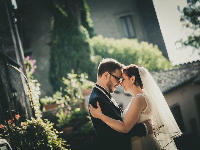 Le nozze di Marzia e Fabio