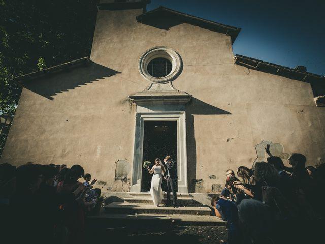 Il matrimonio di Fabio e Marzia a Roma, Roma 8