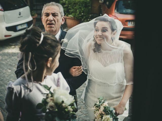Il matrimonio di Fabio e Marzia a Roma, Roma 2