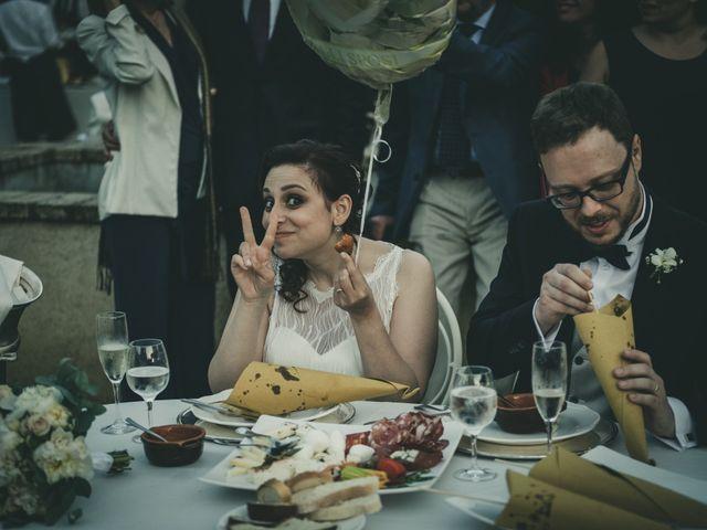 Il matrimonio di Fabio e Marzia a Roma, Roma 47