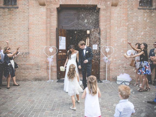 Il matrimonio di Luca e Fabiana a Reggio nell'Emilia, Reggio Emilia 38