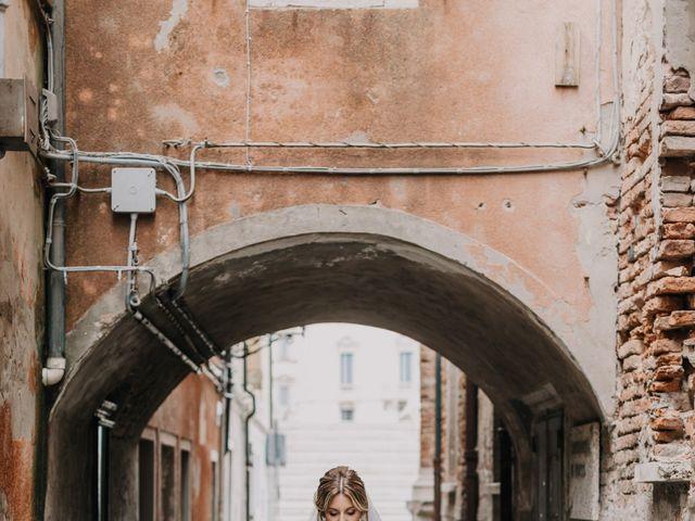 Il matrimonio di Stefano e Claudia a Chioggia, Venezia 16