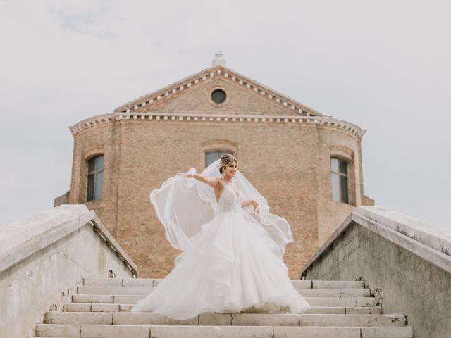 Il matrimonio di Stefano e Claudia a Chioggia, Venezia 19