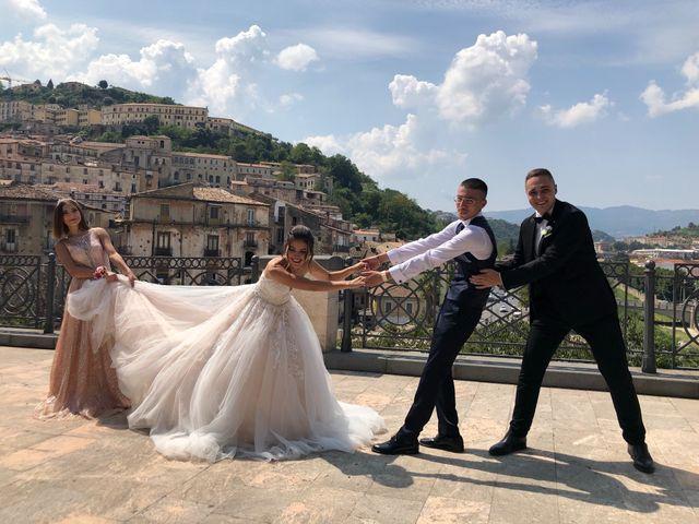 Il matrimonio di Dario e Elvina a Cosenza, Cosenza 5