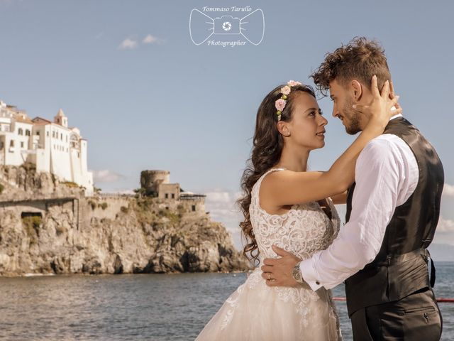 Il matrimonio di Pazienza e Federica a Calvanico, Salerno 21