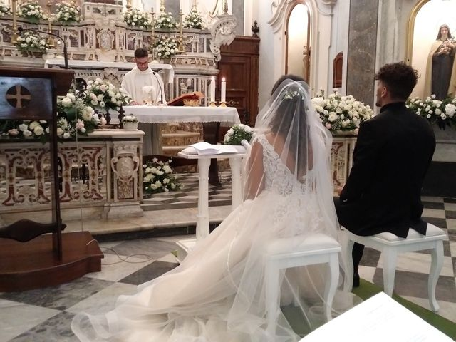Il matrimonio di Pazienza e Federica a Calvanico, Salerno 24