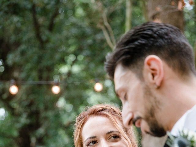 Il matrimonio di Mirko e Chiara a Cingoli, Macerata 22