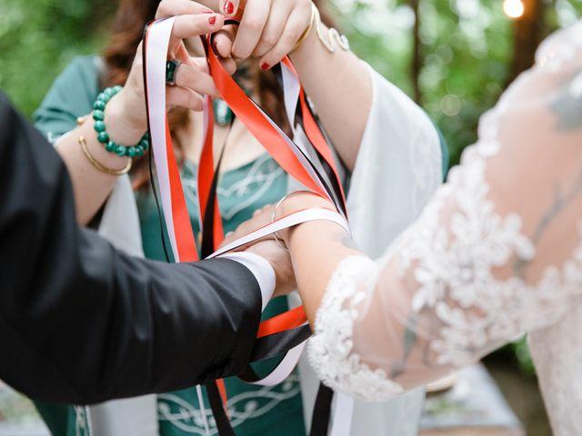 Il matrimonio di Mirko e Chiara a Cingoli, Macerata 24