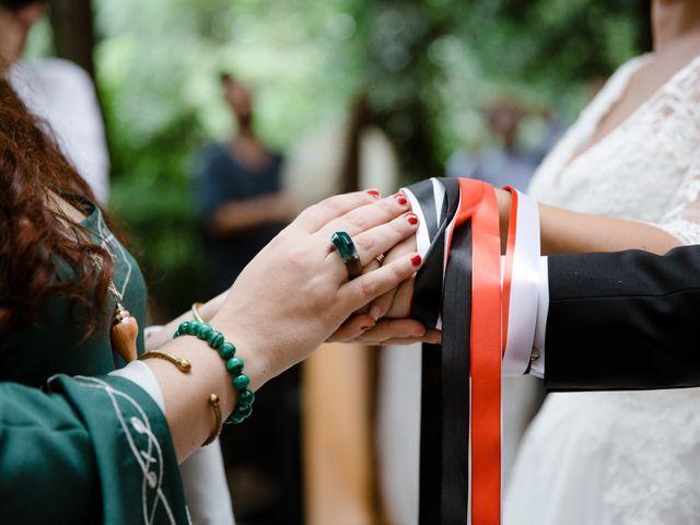 Il matrimonio di Mirko e Chiara a Cingoli, Macerata 25