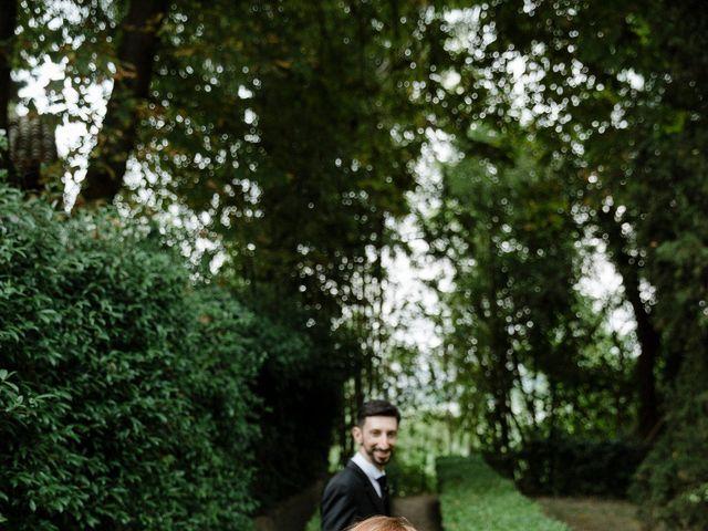 Il matrimonio di Mirko e Chiara a Cingoli, Macerata 40
