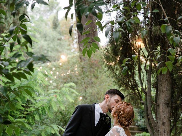 Il matrimonio di Mirko e Chiara a Cingoli, Macerata 41