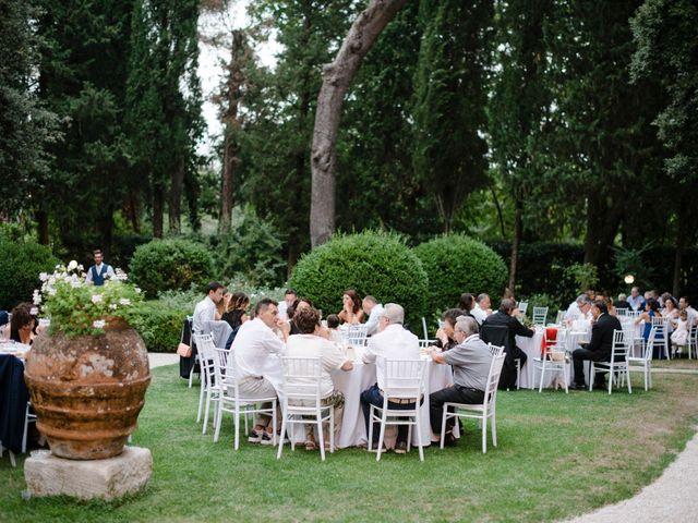 Il matrimonio di Mirko e Chiara a Cingoli, Macerata 45