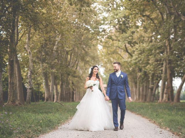 Le nozze di Silvia e Andrew