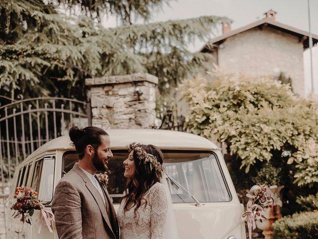 Il matrimonio di Felice e Veronica a Bergamo, Bergamo 74