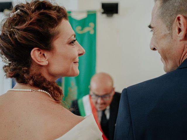 Il matrimonio di Marco e Maria a Nuoro, Nuoro 54