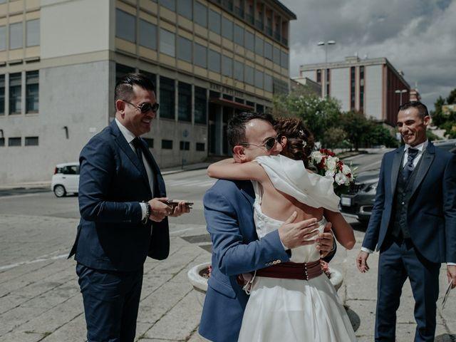 Il matrimonio di Marco e Maria a Nuoro, Nuoro 77