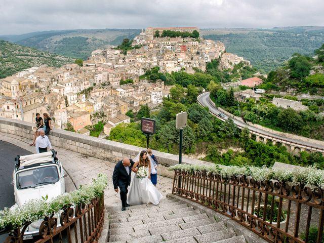 Il matrimonio di Valeria e Marco a Ragusa, Ragusa 45