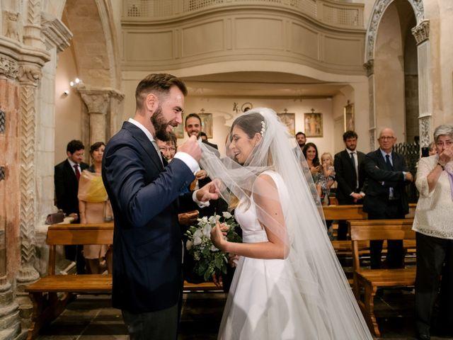 Il matrimonio di Valeria e Marco a Ragusa, Ragusa 47