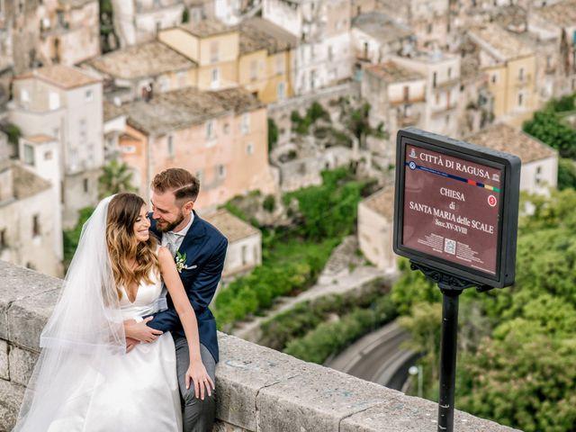 Il matrimonio di Valeria e Marco a Ragusa, Ragusa 67