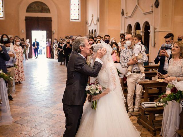 Il matrimonio di Luca e Sara a Reggio nell'Emilia, Reggio Emilia 7