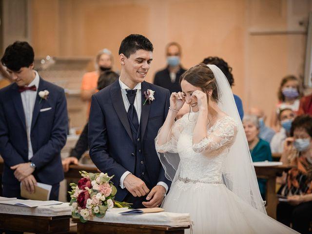 Il matrimonio di Luca e Sara a Reggio nell'Emilia, Reggio Emilia 12