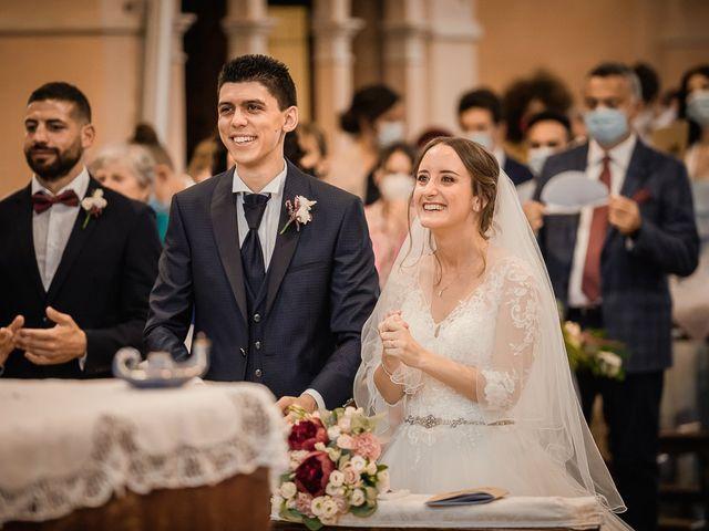 Il matrimonio di Luca e Sara a Reggio nell'Emilia, Reggio Emilia 16