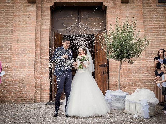 Il matrimonio di Luca e Sara a Reggio nell'Emilia, Reggio Emilia 18